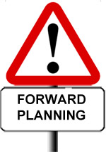 Develop forward planning skills