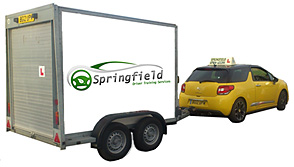 Trailer Towing training B+E
