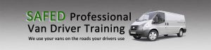 SAFED Professional Van Driver Training